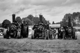 Driffield Steam and Vintage Rally - Steam Engines