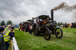 Driffield Steam and Vintage Rally - Steam Engine