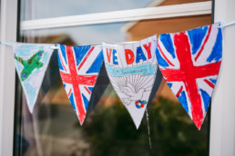 VE Day in East Yorkshire 2020