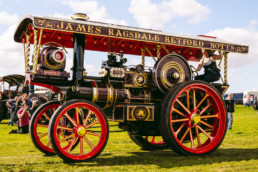 Lincolnshire Steam and Vintage Rally